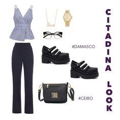 #CitadinaLook de #Lunes #ZapatosDamasco #CarteraCeibo #NewArrival  #PreTemporada ❤️ #CitadinaCalzados