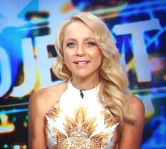 Carrie looking gorgeous #theprojecttv