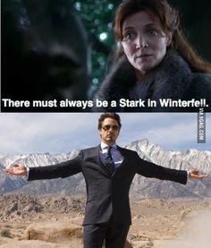 The iron Throne belongs to the Iron Man