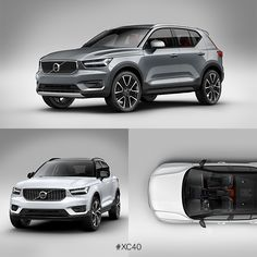 The new Volvo XC40. Everything you need. Nothing you don't.