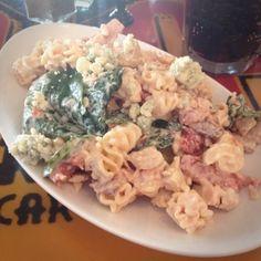 D'Amico and Sons #copycat recipe for chicken gorgonzola pasta salad