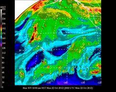 #Hawaii #UHManoa #Meteorology #Weather #Temp 81F #RH 58% #Winds E 9mph #MostlySunny