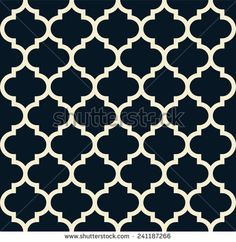 Seamless classic pattern in the form of a shield. Heraldic vector element. - stock vector