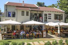 The outdoor space #Interior_design #Coffee_interior_design #Cafe_interior_design #Tel_aviv #Restaurant_interior_design #interiordecor #architectureporn #designporn #interiorstyling #interior123 #Landwer #Landwer_cafe #Garden #Templar