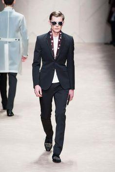 #suit from #BurberryProrsum Men's A/W '13