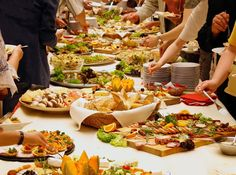 G. Elliot's Catering is here we offer a fantastic hors d'oeuvres menu. G. Elliot's only doing one event catering in Tampa at a time, making each and every event our top priority and giving each customer our complete attention and care.