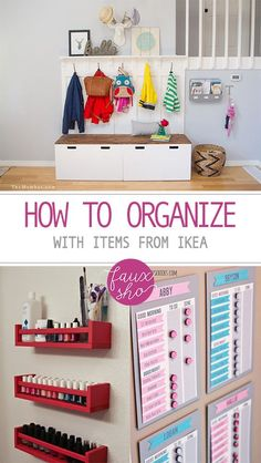 How to Organize With