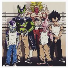 DBZ In Jail