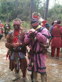 Florida Wars Reenactors