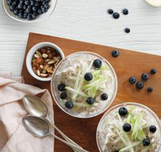 Throw together rolled oats, milk, probiotic yoghurt, coconut and fruit in a jar the night before, and you've got a protein-packed breakfast muesli ready to grab on your way out the door. Lovingly created by Annabel Langbein.