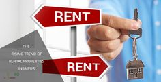 Why do you think the demand of rental properties is increasing in Jaipur?  Read some reasons listed by Keys90 and let us know if you think there are more.  #RealEstate #India #Jaipur #Property #Rent #RentalProperty #Blog #Information