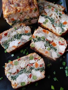 Feb 2017 - My daughter's friend Taylor introduced me to these delicious make-ahead brick sandwiches. Italian Sub, Mothers Day Brunch, Spanakopita, Sandwich Recipes, Salmon Burgers, Italian Recipes, Sushi, Sandwiches, Good Food