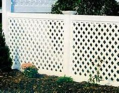 Cheap Lattice Fence Ideas - Bing Images