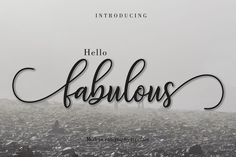 Fabulous script come with 350+ glyphs. The alternative characters were divided into several Open Type features such as Swash, Stylistic Sets, Stylistic Alternates, Contextual Alternates. The Open Type features can be accessed by using Open Type savvy programs such as Adobe Illustrator, Adobe InDesign, Adobe Photoshop Corel Draw X version, And Microsoft Word. And this Font has given PUA unicode (specially coded fonts). so that all the alternate characters can easily be accessed in full by a craft Script Logo, Script Type, Handwritten Fonts, Calligraphy Fonts, Typography Fonts, Modern Calligraphy, Calligraphy Alphabet, Font Design, Web Design