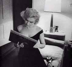 """marilyn-monroe-collection: """"Marilyn Monroe photographer by Bruce Davidson, January 1960. """""""