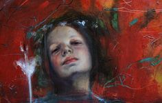 ♀ Painted Art Portraits ♀  Sol Halabi