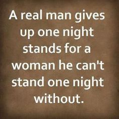 Thank goodness for real men!