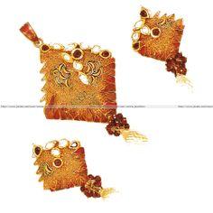 Jocalo  Gold Necklaces