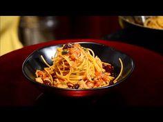 Η πιο νόστιμη μακαρονάδα πουτανέσκα είναι η δικιά σου! - YouTube Spaghetti, Ethnic Recipes, Youtube, Food, Essen, Meals, Youtubers, Yemek, Noodle