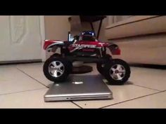 Truck Driving on Macbook Pro (Traxxas Stampede) - YouTube