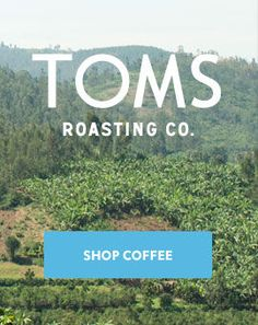 TOMS Subscription for a coffee club! For every 12 ounce coffee you receive a person in need gets clean water for a week! Buy lots of coffee! Coffee Club, Coffee Shop, Geometric Candle Holder, Tom Brands, Together We Stand, Coffee Subscription, Fair Trade Coffee, Celtic Wedding Rings, Blended Coffee