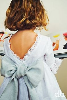 Children's stylish look - cool image Little Dresses, Little Girl Dresses, Flower Girl Dresses, Baby Girl Fashion, Kids Fashion, Baby Couture, Kid Styles, Look Cool, Dress Patterns