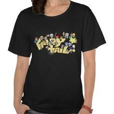 Shirt Fairy Tail Chibi
