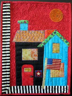 The House Quilt Project