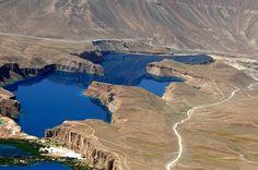 Band-e Amir lake,Bamiyan,Afghanistan