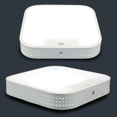 DOT LED Fixed Sensor Lighting Porch Plastic 12W 220V 60Hz Cool White DOT-12S #DOT