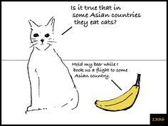 Cat and Banana Episode 1336 https://www.facebook.com/catandbanana