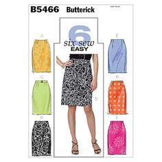 Mccall Pattern B5466 8-10-12-14-Butterick Pattern