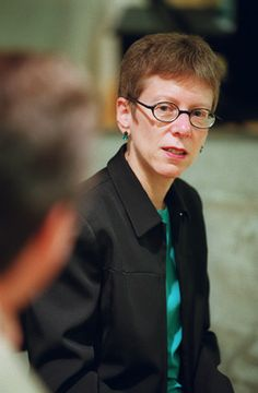 Terry Gross - Host of NPR's Fresh Air, which is the best interview show on the planet and is produced right in here in Philly.  You're welcome America!