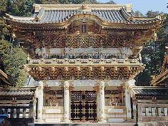 Yomei gate Nikko