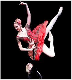 """Svetlana as Kitri in """"Don Quixote"""""""