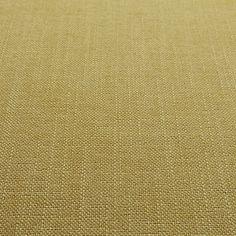 Buy John Lewis Senna Semi Plain Fabric, Yellow, Price Band B Online at johnlewis.com