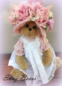 Harriet by By Shaz Bears | Bear Pile