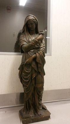 #Statue #Västranylandslandskapsmuseum #EKTAMuseumcenter