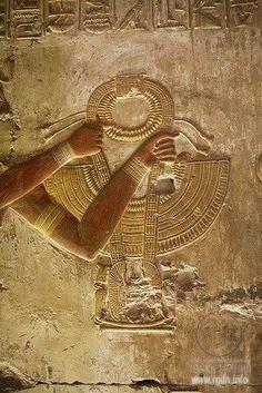 Древний Египет и знак АллатРа, круг и полумесяц. Фотоподборка. Аналитика.