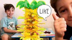 Wir spielen SOS Affenalarm | Mattel ❤️❤️❤️❤️ Wenn euch unsere Videos gefallen, freuen wir uns sehr über einen Daumen nach oben 👍 und ein Abo von euch (kostenlos): www.youtube.com/MakrisBros damit ihr keins unserer Videos verpasst. ❤️❤️❤️❤️
