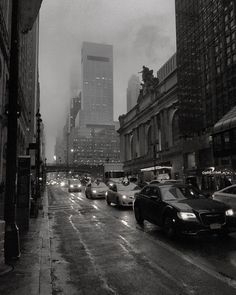 Misty morning along 42nd Street near Grand Central Terminal. Springtime in New York!  #bnw #blackandwhite #bnw_of_our_world #ptk_bnw   #grandcentral #excellent_structure #newyork #newyorkcity #nyc #seeyourcity #newyork_ig #newyork_world #42ndstreet #newyork_instagram #nycprimeshot  #icapture_nyc #loves_nyc #wildnewyork #what_i_saw_in_nyc #thenewyorklifeinc #colorofnewyork #colorofnyc #ig_shutterbugs #ig_nycity #ig_great_shots_nyc #vip_world_photo #picture_to_keep #ig_great_shots