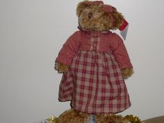 Vintage RUSS Avon Bear Collection by TrueColorsBoutique on Etsy, $25.00