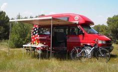 Hire/Rent Volkswagen California Exclusive Westfalia 2.5 TDI #campervans