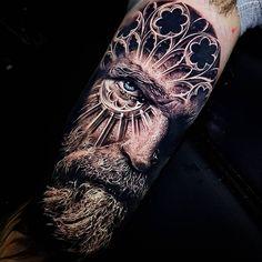 """156 Me gusta, 3 comentarios - Идеи татуировок (@_world_of_tattoo) en Instagram: """"#Татуировки #эскиз #ескизы #татуювання #тату #татуировка"""""""