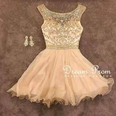 Customized service and Rush order are available. Custom Made A Line Round Neck Short Prom Dresses, Short Homecoming Dress, Graduation Dresses Cute Short Prom Dresses, Prom Dresses 2016, Pretty Dresses, Quinceanera Dresses, Beautiful Dresses, Evening Dresses, Formal Dresses, Dresses Dresses, Cocktail Dress Prom