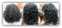 Curly cut and Style byThe Curl Specialist! Follow The Curl Specialist on FaceBook! https://www.facebook.com/TheCurlSpecialist