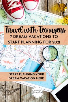 Need ideas on where to take your teenagers this year? These 7 dream vacations for teens will delight teenagers with fun and funky destinations. Get planning your 2021 travels with these best vacations with teenagers Best Family Vacation Destinations, Great Vacations, Florida Vacation, Best Places To Travel, Travel Destinations, Travel Tips, Beach Travel, Beach Trip, Travel With Kids