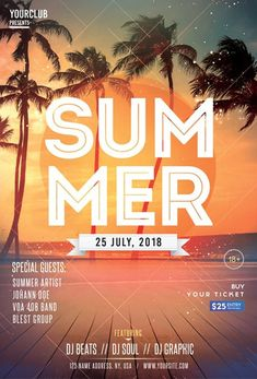 Beach Summer Party Free PSD Flyer Template - https://freepsdflyer.com/beach-summer-party-free-psd-flyer-template/ Enjoy downloading the Beach Summer Party Free PSD Flyer Template created by Pixelsdesign #Bar, #Beach, #Club, #Dance, #Electro, #Event, #Lounge, #Music, #Nightclub, #Party, #Pub, #Summer