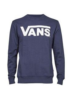 Vans Classic Crewq
