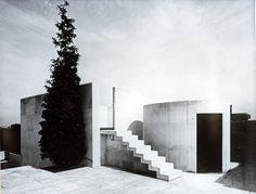 Beistegui penthouse Le Corbusier